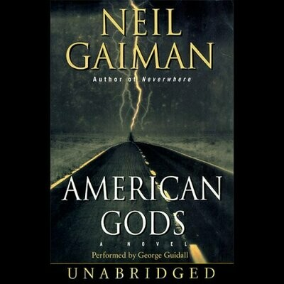(USED) American Gods (Paperback) by Neil Gaiman