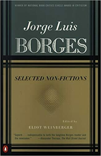 (USED) Selected Non-Fictions by Jorge Luis Borges