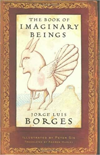 (USED) The Book Of Imaginary Beings (Hardcover) by Jorge Luis Borges