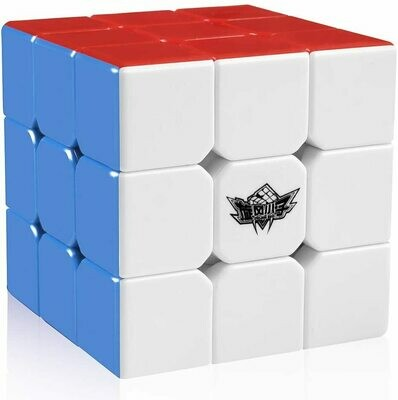 (NEW) D-FantiX Cyclone Boys 3x3 Speed Cube Stickerless Magic Cube Puzzle