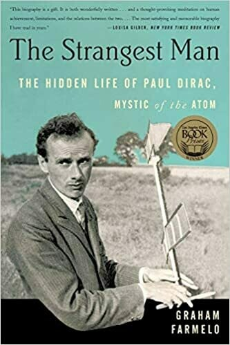 (NEW) The Strangest Man: The Hidden Life Of Paul Dirac, Mystic Of The Atom (Paperback) by Graham Farmelo