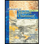 (USED) Principles of Modern Chemistry (Fifth Edition)(Hardcover) by David W. Oxtoby, H.P. Gillis & Norman H. Nachtrieb