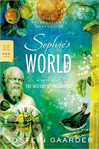 (USED) Sophie's World: A Novel About The History Of Philosophy (Paperback) by Jostein Gaarder