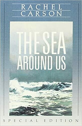 (USED) The Sea Around Us (Special Edition)(Paperback) by Rachel Carson