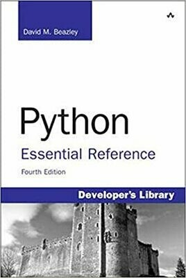 (NEW) Python: Essential Reference (Fourth Edition)(Paperback) by David M. Beazley