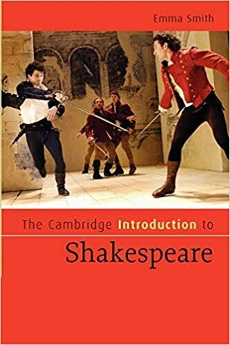 (USED) The Cambridge Introduction To Shakespeare (Cambridge University Press)(Paperback) by Emma Smith