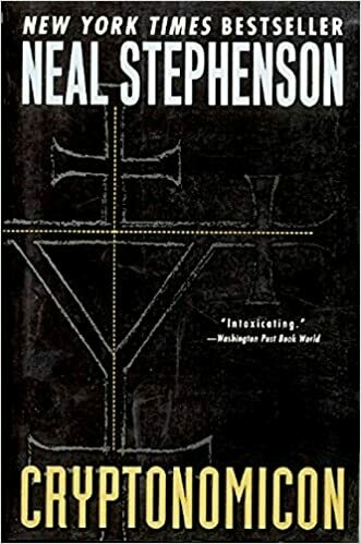 (NEW) Cryptonomicon (Paperback) by Neal Stephenson