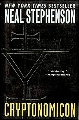 (NEW) Cryptonomicon (Paperback) by Neal Stephenson