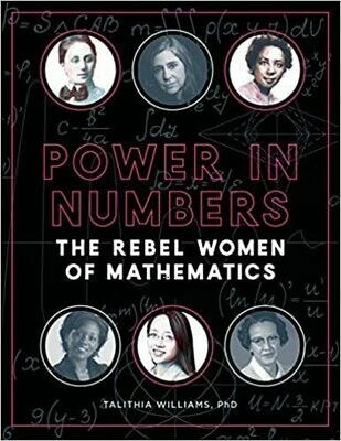 (NEW) Power In Numbers: The Rebel Women Of Mathematics (Hardcover) by Talithia Williams