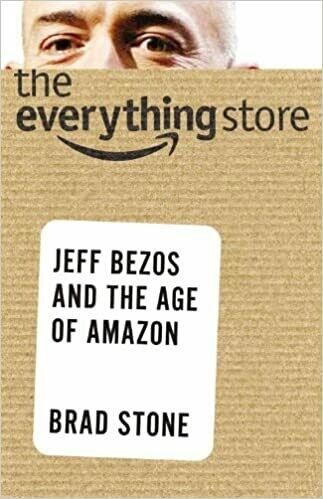 (USED) The Everything Store: Jeff Bezos And The Age Of Amazon (Hardcover) by Brad Stone