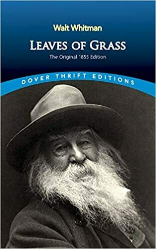 (USED) Leaves Of Grass: The Original 1855 Edition (Dover Thrift Editions)(Paperback) by Walt Whitman