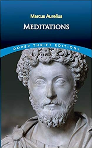 (NEW) Meditations (Dover Thrift Editions)(Paperback) by Marcus Aurelius