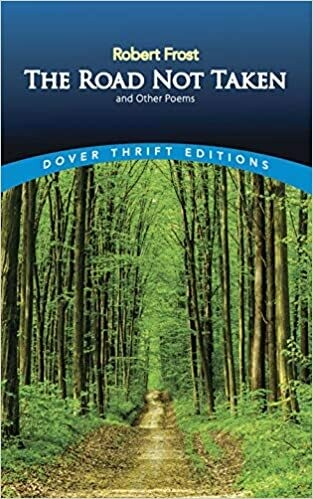 (NEW) The Road Not Taken And Other Poems (Dover Thrift Editions)(Paperback) by Robert Frost