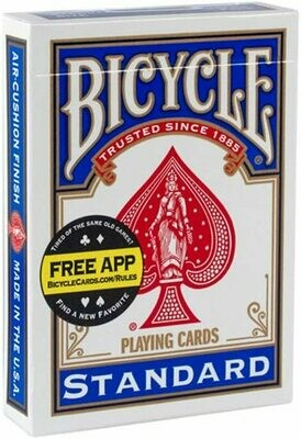 (NEW) Bicycle Standard Size Playing Cards