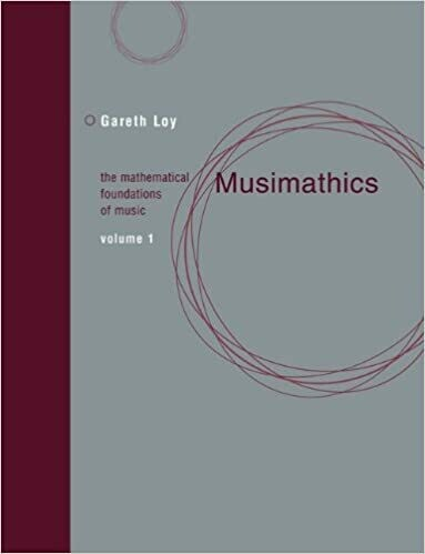 (NEW) Musimathics: The Mathematical Foundations Of Music (Volume 1)(Paperback) by Gareth Loy