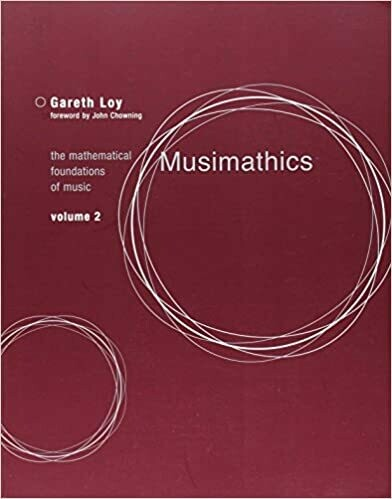 (NEW) Musimathics: The Mathematical Foundations Of Music (Volume 2)(Paperback) by Gareth Loy