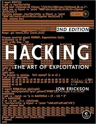 (USED) Erickson, Jon - Hacking: The Art Of Exploitation (2nd Edition)