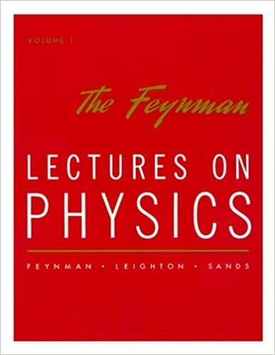 (USED) SOLD AS A SET - The Feynman Lectures on Physics (Vol. I, II, & III)