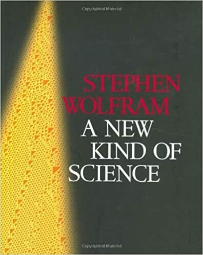 (USED) A New Kind Of Science (Hardcover) by Stephen Wolfram