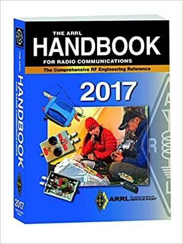 (USED) The ARRL Handbook For Radio Communications: The Comprehensive RF Engineering Reference (2017)(With CD-ROM Inside)