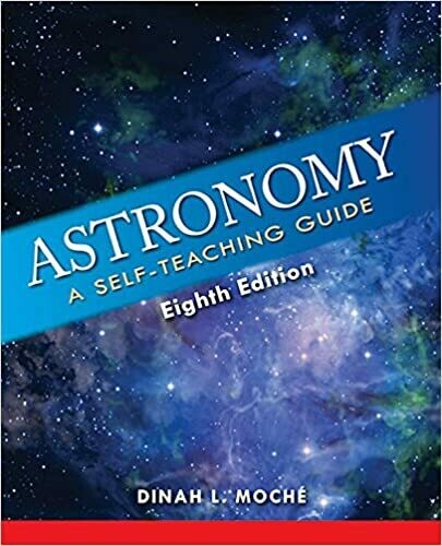 (USED) Astronomy: A Self-Teaching Guide (Eighth Edition)(Paperback) by Dinah L. Moche