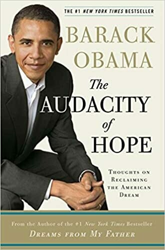 (USED) The Audacity Of Hope: Thoughts On Reclaiming The American Dream (Hardcover) by Barack Obama