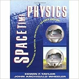 (USED) Spacetime Physics: Introduction To Special Relativity (Second Edition)(Paperback) by Edwin F. Taylor & John Archibald Wheeler