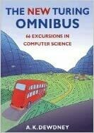 (USED) The New Turing Omnibus: 66 Excursions In Computer Science (Paperback) by A.K. Dewdney