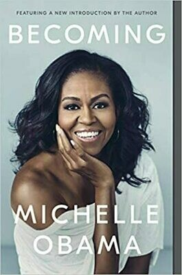 (NEW) Obama, Michelle - Becoming (Paperback)
