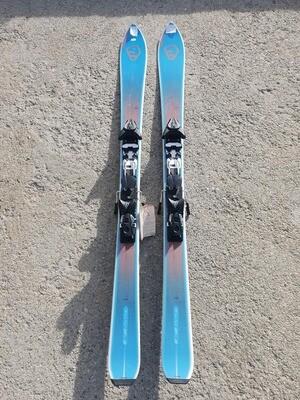 Salomon BBR 159 cm inkl. Bindung