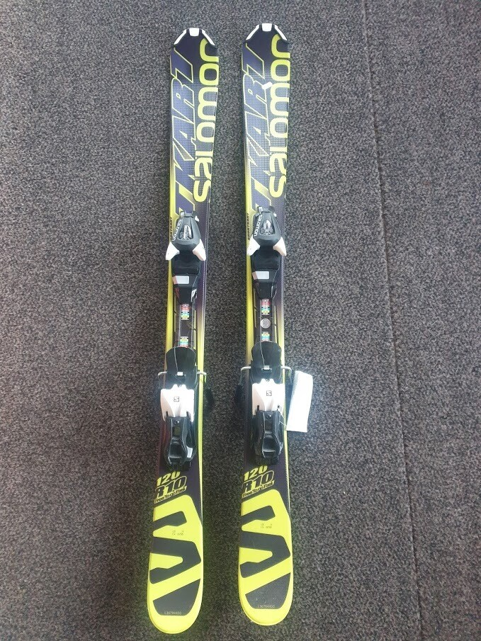 Salomon Shortkart 120 Freestyle Ski inkl.  L10 Bindung