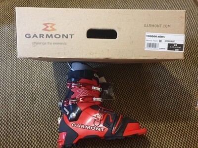 Garmont Voodoo Telemark Skischuh Grösse Mondo 30