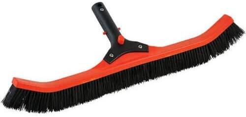 "Spartan 22"" Curved Wall Brush"