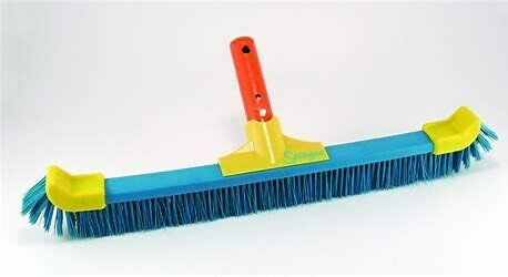 Stinger Curved Pool Brush-Plaster