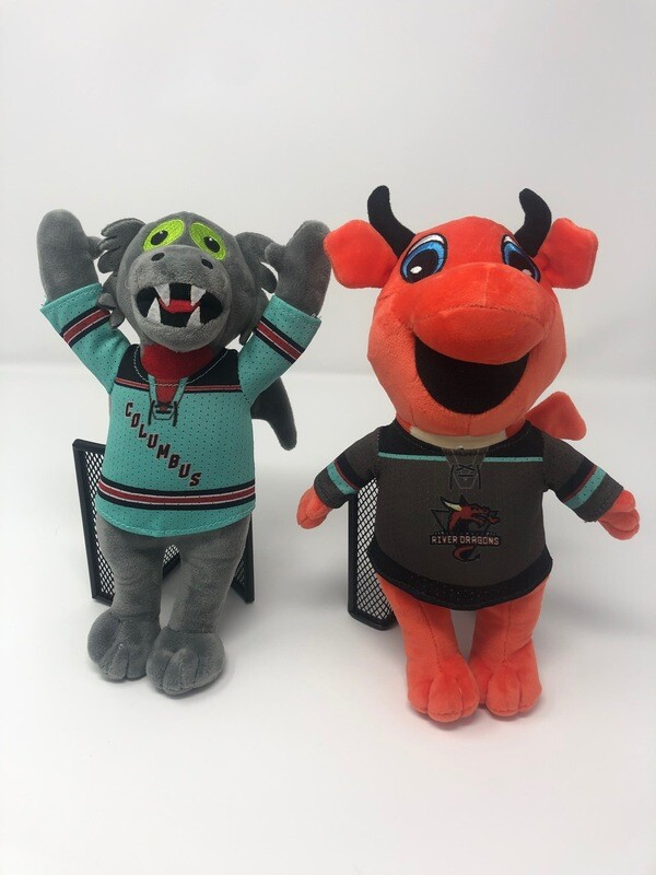 Mascot Plushies