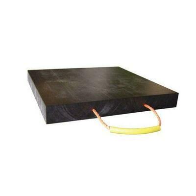 Kunststoff-Abstützplatte 30x30cm