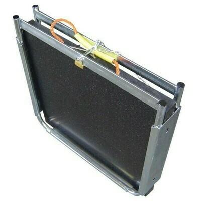Stahlbox für 1 Abstützplatte