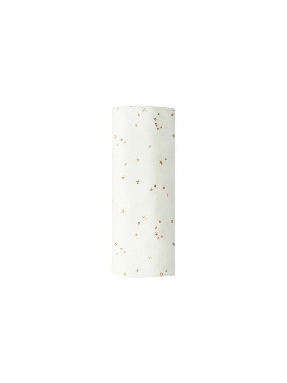 Swaddle Blanket Ivory Star