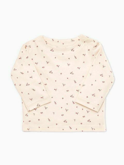 Ryle Long Sleeve Tee Quinn Floral