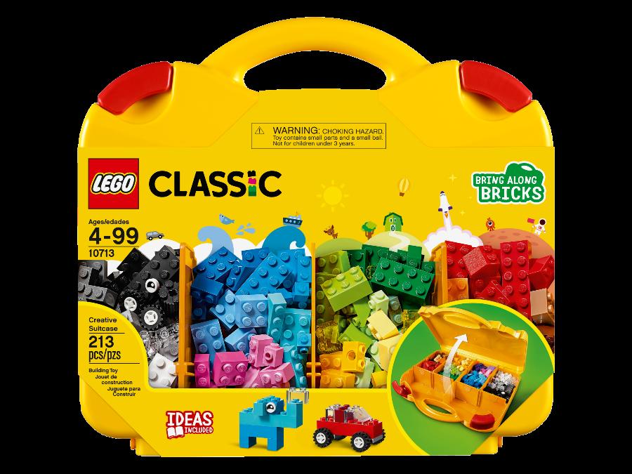 Lego Classic: Creative Suitcase