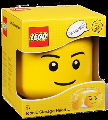 Lego Storage Head (Large)