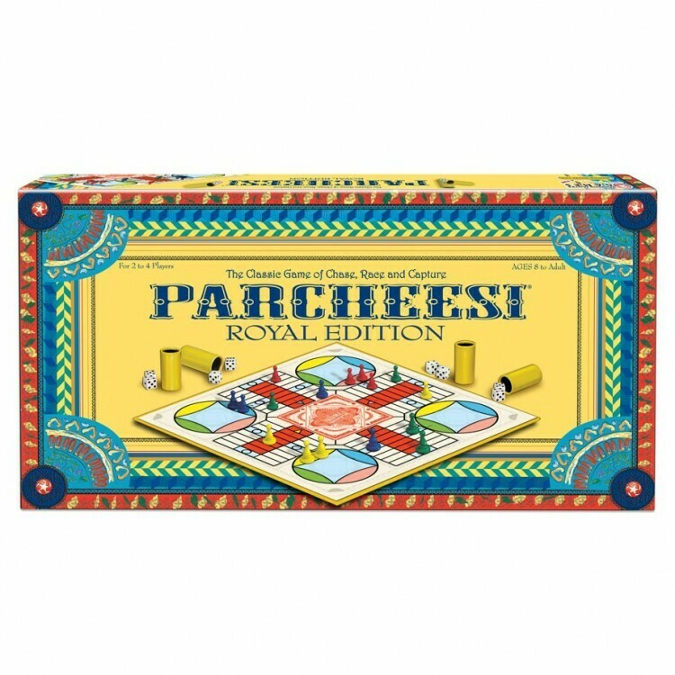 Parcheesi Royal