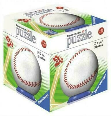 3D Sports Ball puzzle