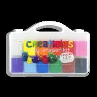 Creatibles d.i.y. eraser kit