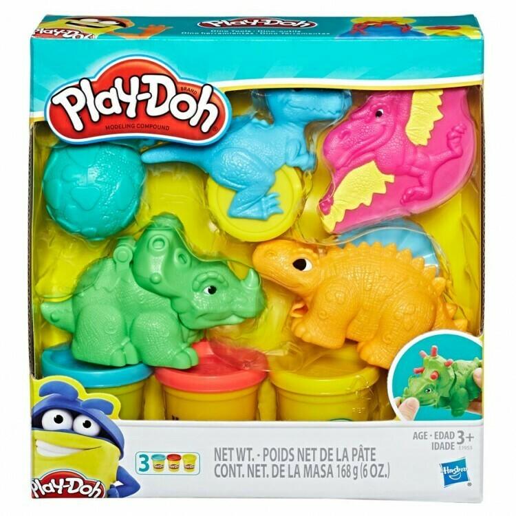 Play Doh: Dino Tools