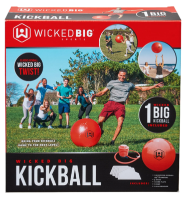 Wicked Big Kick Ball