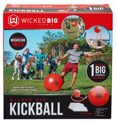 Wicked Big Kick Ball