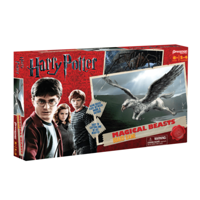 Harry Potter: Magical Beasts