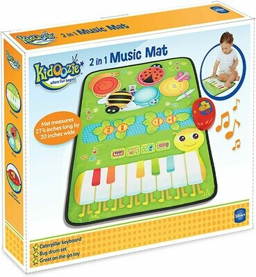 2 in 1 Music Mat