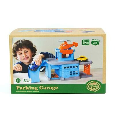 Parking Garage (Green Toys)